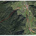 Erster Höhenflug in Oppenau