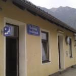 Bahnhof von Steinfeld