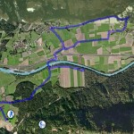 10km Jogging Strecke
